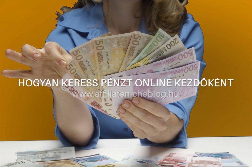 pénzt keresni angolul)