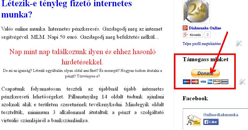 Sürgősen kerestetik: Valós internetes Közép-Magyarország - Valós internetes állás - Jooble