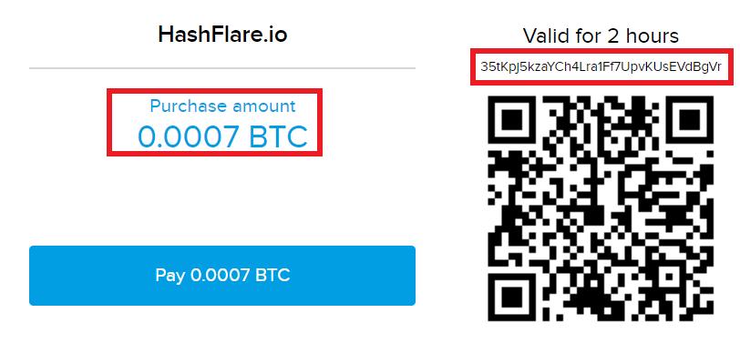 hogyan lehet qr kóddal jutni a bitcoinhoz kereskedelmi képzési programok