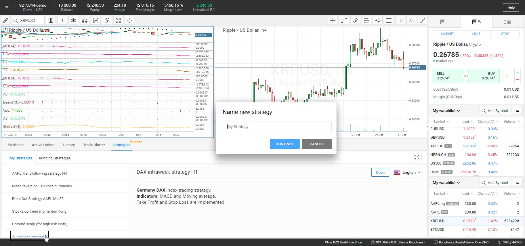 A Legjobb Online Részvénykereskedő Bróker | Kereskedés részvényekkel - RoboMarkets