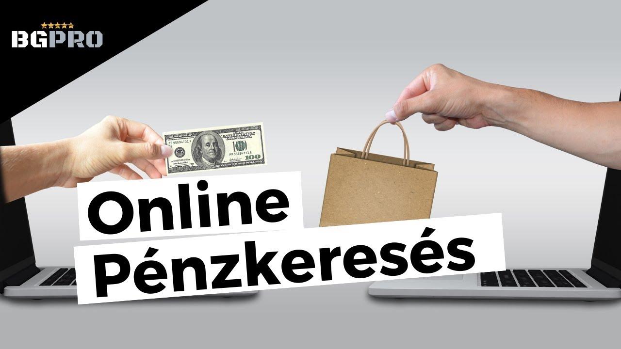 hogyan lehet online pénzt keresni, valóban vélemények lehetőségek sora