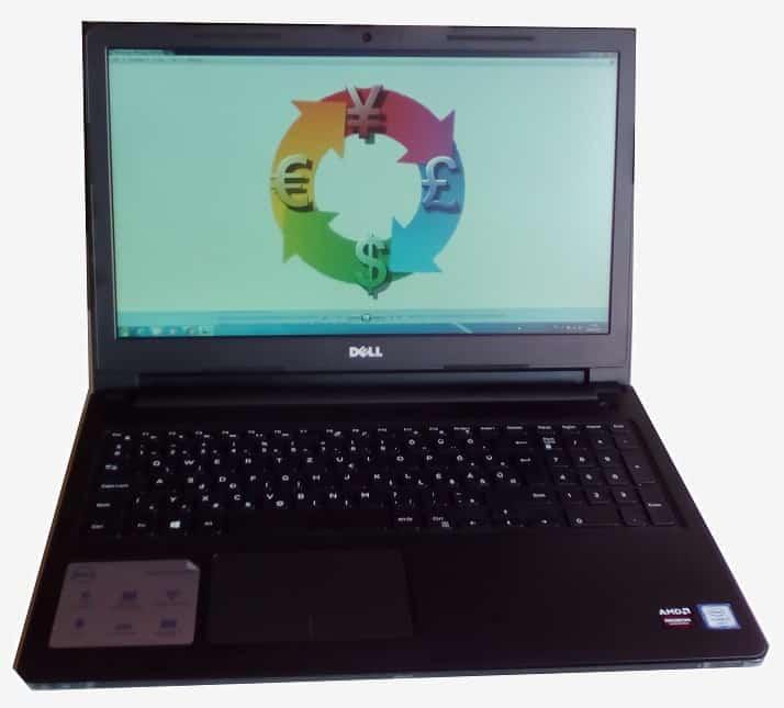 laptop kereskedéshez