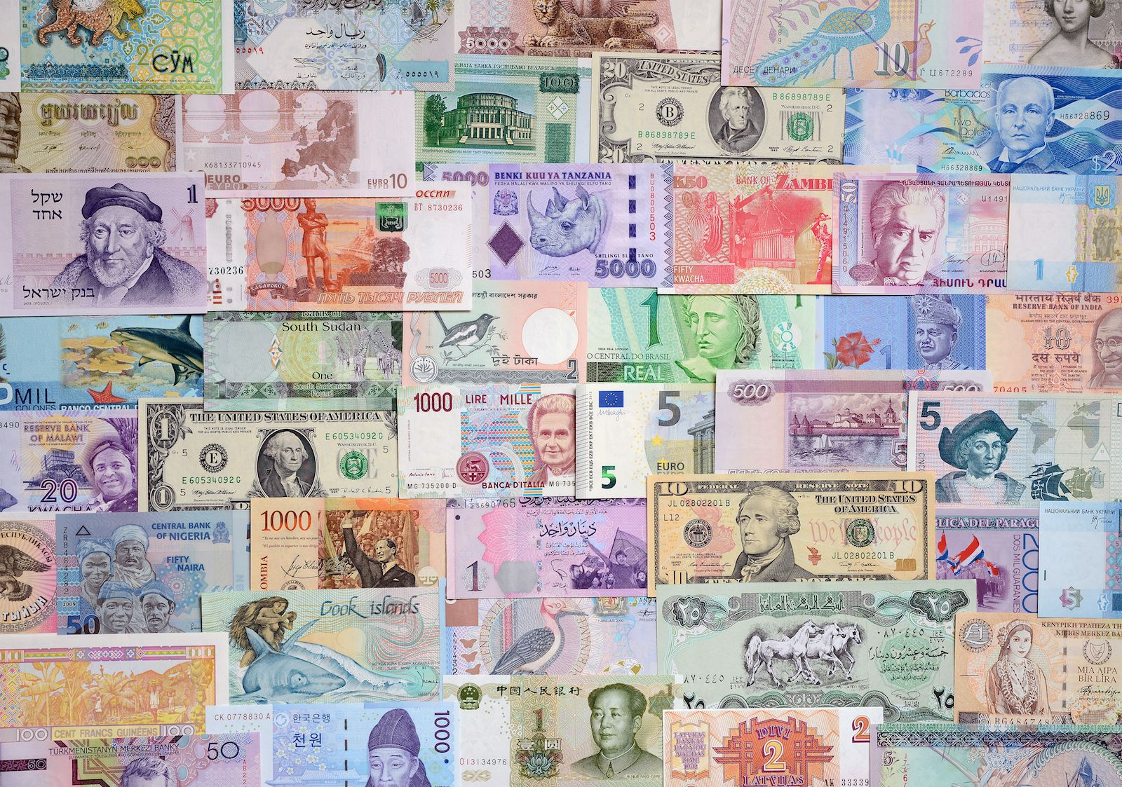 fiat dollár