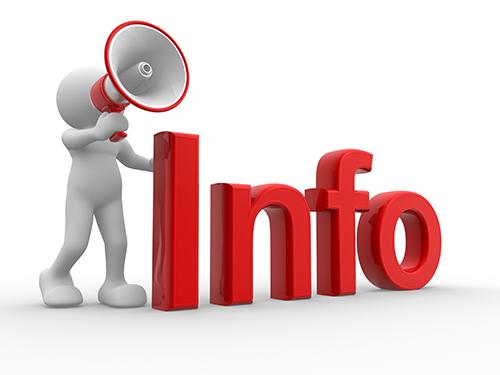 információk a jövedelemről a weboldalon