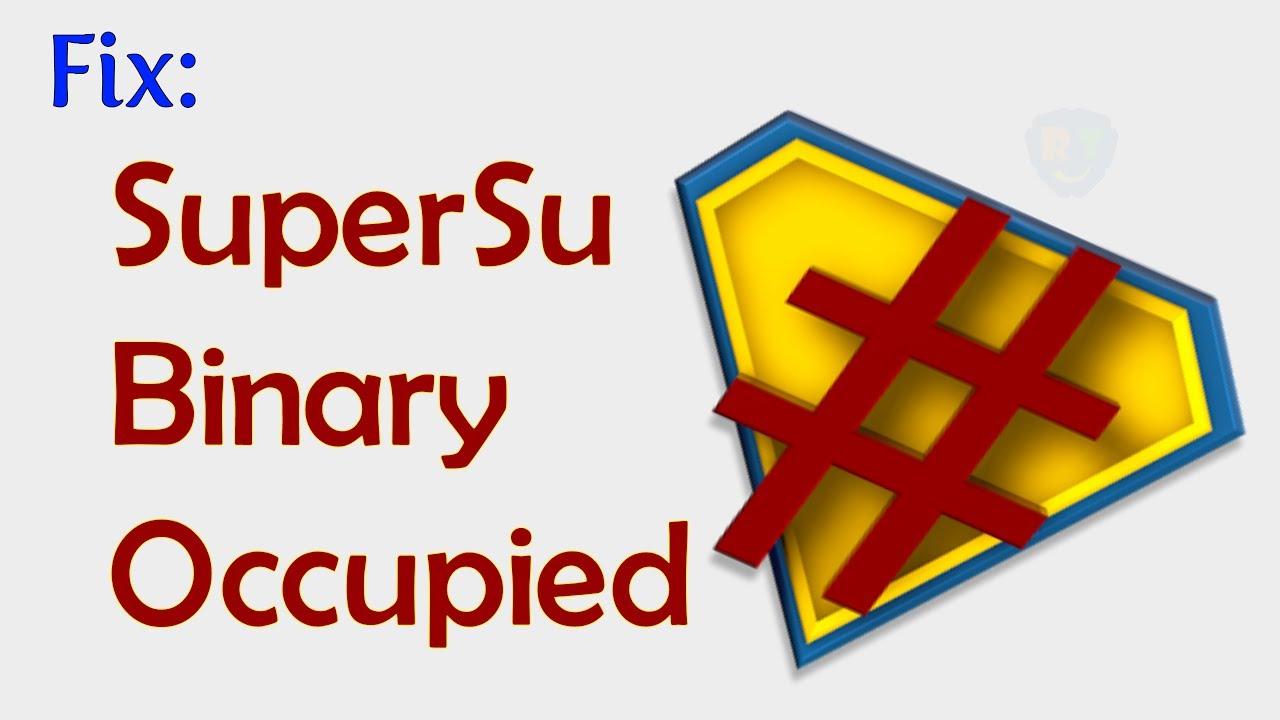 Supersu bináris frissítése